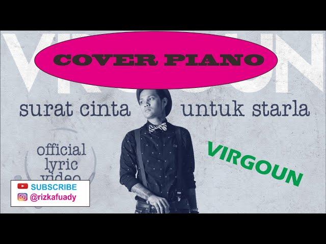 Virgoun Surat Cinta Untuk Starla Cover Piano Adi Chords