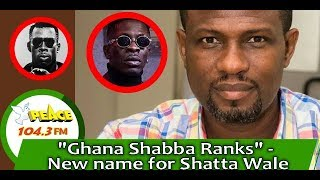 Download Mark Okraku Mantey Gives Shatta Wale New Name...As He Justifies Charter House's Decision Mp3 and Videos