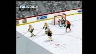NHL Championship 2000 PlayStation Gameplay
