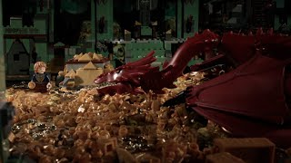 Download LEGO The Hobbit in 72 Seconds Mp3 and Videos