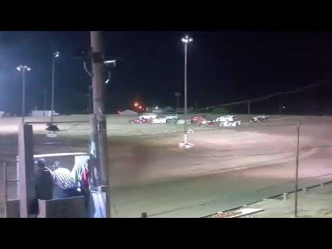 Wagner Speedway Myers comeback win