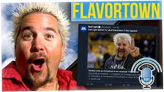 Thousands Sign Petition to Rename Columbus, OH to 'Flavortown' (ft. Gina Darling)