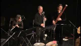 Reading Peaceable Kingdom with the Vermont Contemporary Music Ensemble