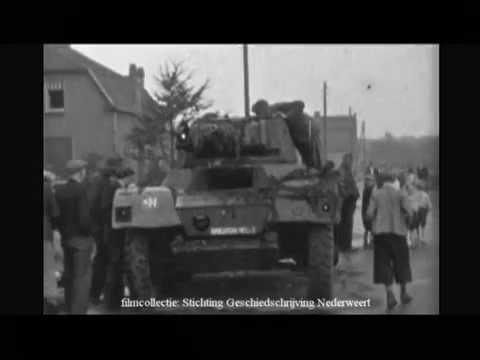 Bevrijding van Nederweert in september 1944