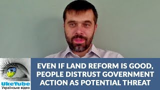 Gambar cover Biggest problem to land reform in Ukraine is fear, Denys Nizalov