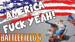 Battlefield 4 - AMERICA, FUCK YEAH