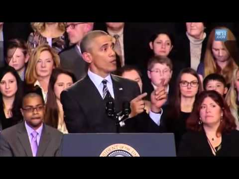 Engaging Protesters: Trump vs Obama