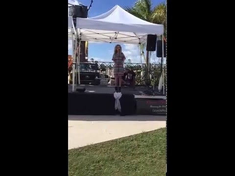 Rion Paige Live at the Small Business Saturday Market Fort Myers Florida