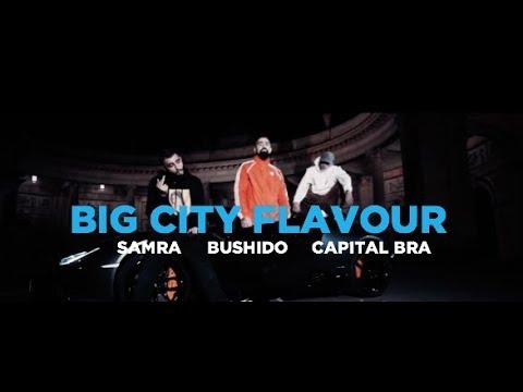 Capital Bra feat. Samra & Bushido - Big City Flavour (Musikvideo) (Remix)