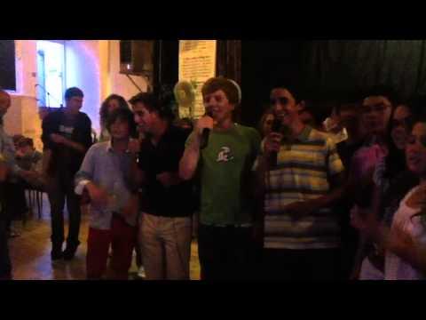 Karaoke en el Wesgate Pavilion