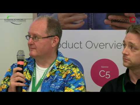 Kamailio World 2016 - VUC - RTC Visions Panel