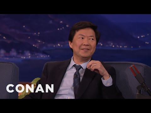 Ken Jeong's Doctor Friends Gave Strippers Medical Advice  - CONAN on TBS