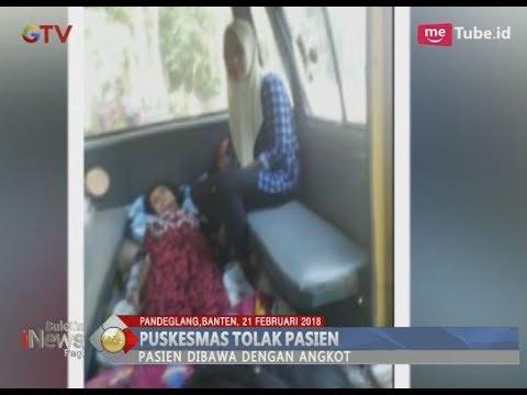 Viral Video Puskesmas Tega Tolak Merawat Pasien Miskin Penderita Pembusukan Anus - BIP 22/02