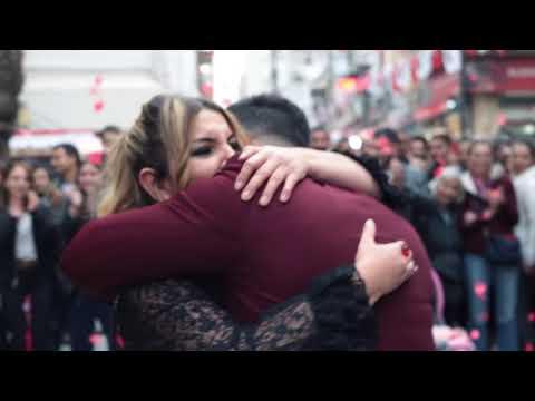 İzmir Sürpriz Evlilik Teklifi