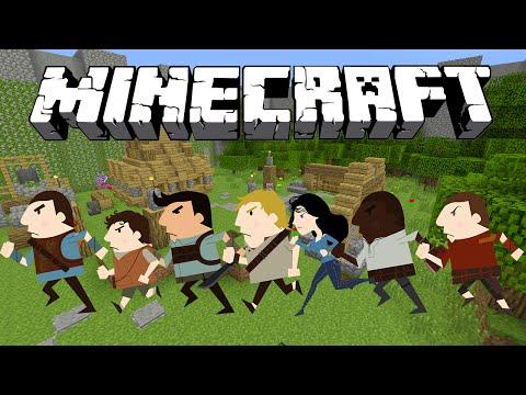 Minecraft Xbox - Maze Runner - The Hunter Games