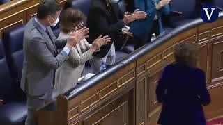 El Congreso da el empujón definitivo a los primeros presupuestos de Sánchez con una amplia mayoría