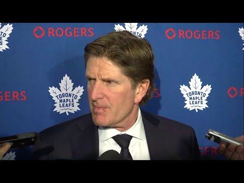 Maple Leafs Post-Game: Mike Babcock - March 15, 2018