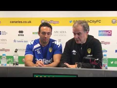 Marcelo Bielsa after Leeds smash Norwich
