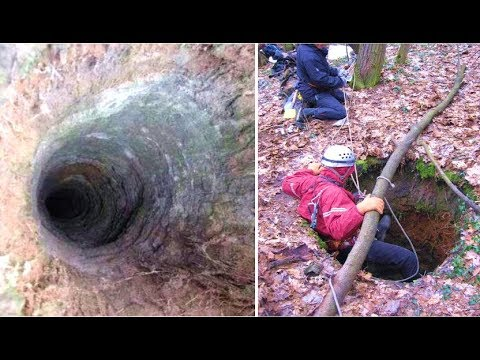 Mysterious Deep Holes Keep Being Discovered In Russia