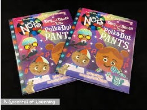 The Nuts Sing and Dance in your Polka Dot Pants a READ ALOUD with singing and dancing!