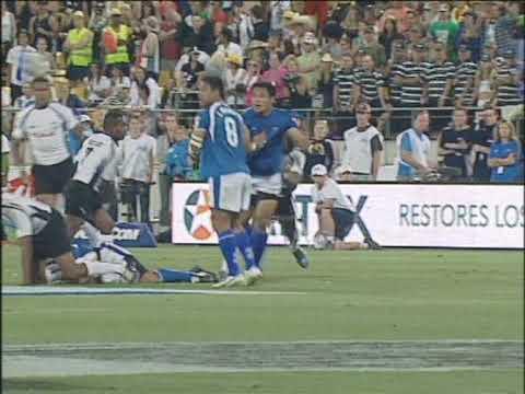IRB Sevens Classic Finals: Fiji v Samoa, Wellington 2007