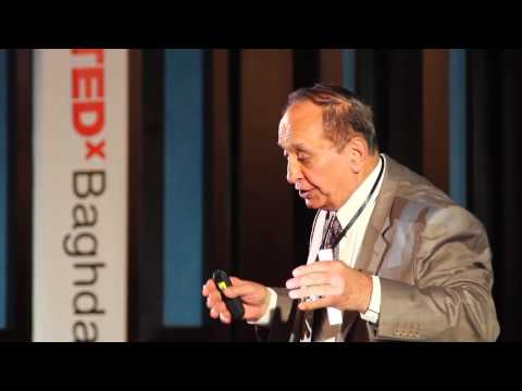 Adil Al-Attar at TEDxBaghdad