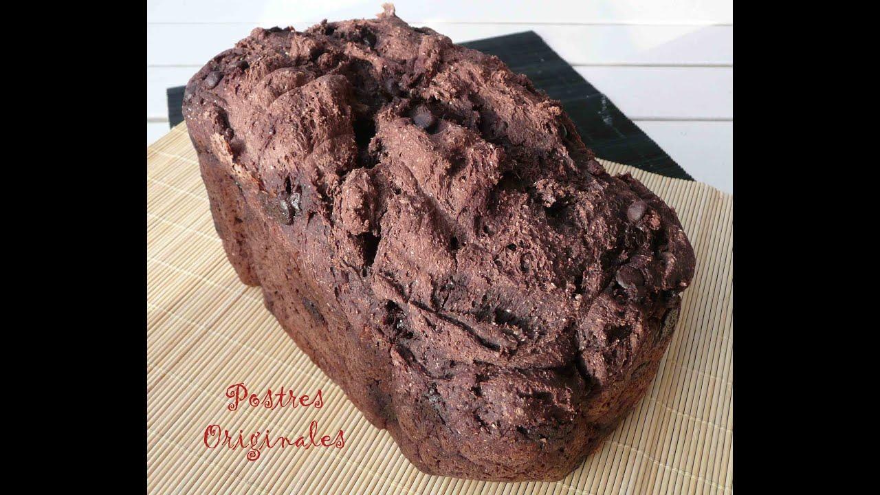 Receta pan de chocolate 100 montaditos