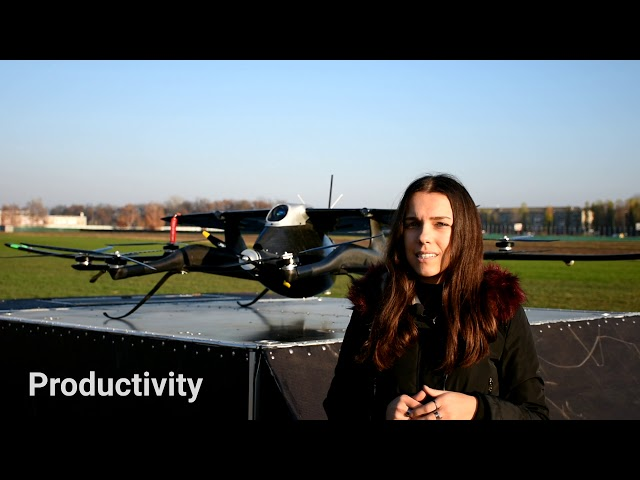 Kray aerial application productivity