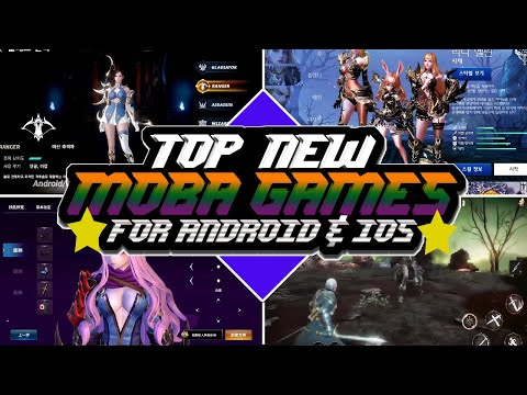 10 All New MMORPG  RPG for Android and ios 2018