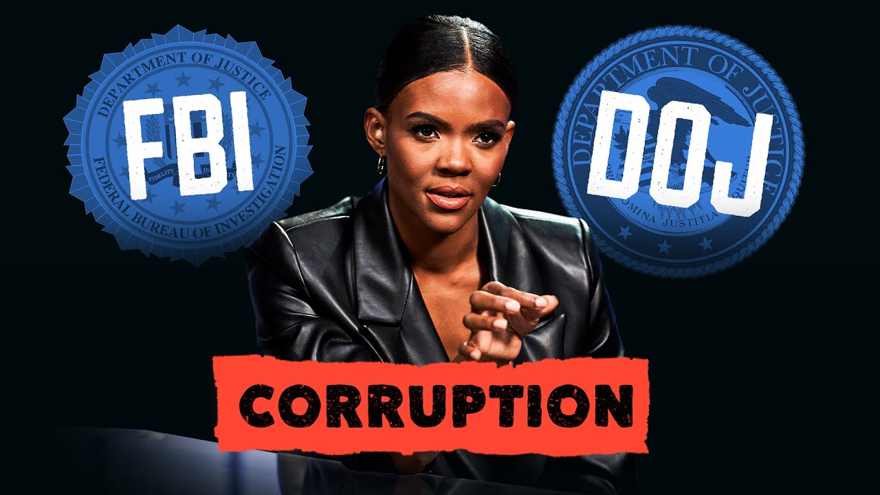 Candace Owens EXPOSES the Deep State's CORRUPTION