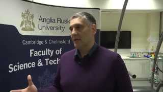 Toni Minichiello.- UK coach of the Year at Anglia Ruskin University.