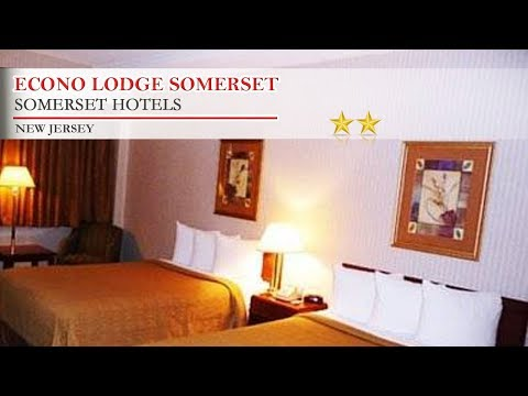 Econo Lodge Somerset - Somerset Hotels, New Jersey