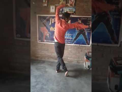 Michael Sir  ( JAY ) Dance Aaja  Nachale in JUST DANCE ACADEMY, Mainpuri