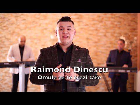 Raimond Dinescu - Omule Ce te crezi Tare 2018 (NOU)