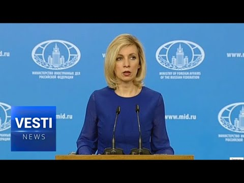 Zakharova On Libya: Civil War in Syria Picking Up Steam; Terrorism a Serious Concern Now!