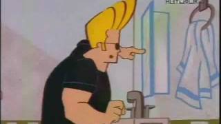 1997-2004 Johnny Bravo - 911 EMERGENCY ! There's a handsome guy in my house !