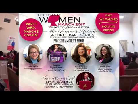 Celebrating Women's History Panel Discussion
