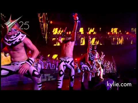 Kylie Minogue - Mardi Gras Sydney K25 June
