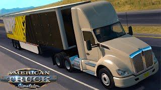 American Truck Simulator - Playing As An Employee | Quick  Job