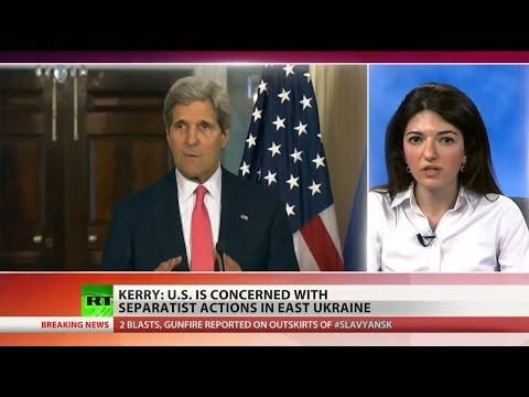 Kerry: Elections in Ukraine should proceed regardless of violence