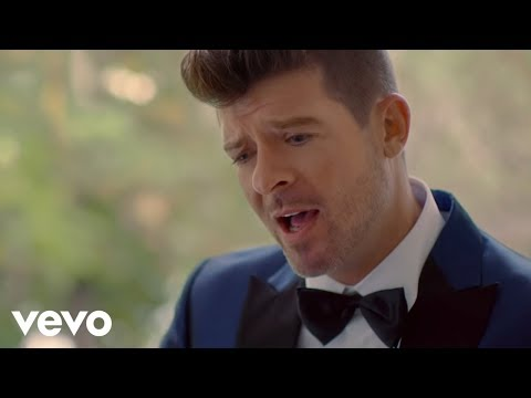 Robin Thicke - Back Together ft. Nicki Minaj