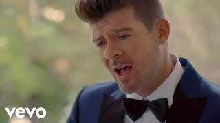 Robin Thicke ft. Nicki Minaj - Back Together