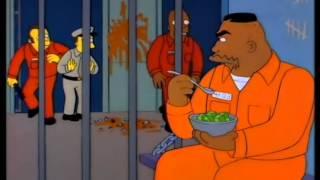 Тайсон в тюрьме