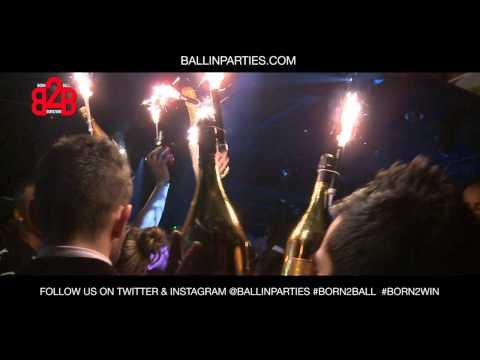 BALLIN PARTIES - 5TH BDAY @ Embassy, Mayfair