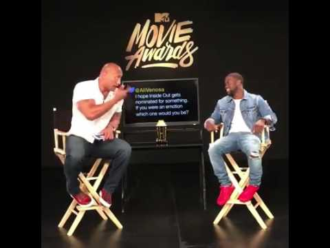 Thumbnail: The Rock and Kevin Hart Funny Live Show 2016