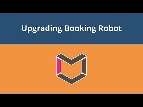 Booking Robot For Joomla, #7: Upgrading