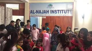Al Najah Institute new effective session