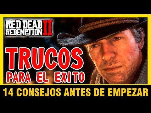🎮GUIA RED DEAD REDEMPTION 2: 14 TRUCOS Y CONSEJOS PARA EMPEZAR A JUGAR