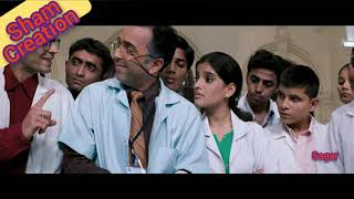 Munna Bhai Mbbs movie comedy scenes with Sanjay datt and arshad warsi very funny Bollywood scenes