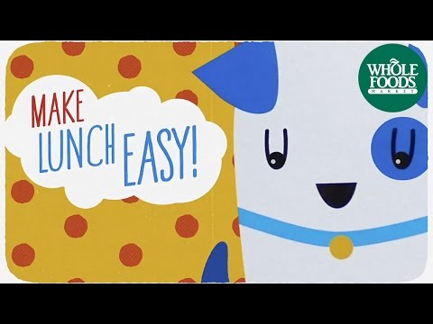 Easy Lunches Are In The Bag! l Back To School | Whole Foods Market